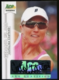 2013 Leaf Ace Authentic Grand Slam #BACC1 Catalina Castano Autograph