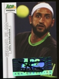 2013 Leaf Ace Authentic Grand Slam #BAAS1 Adil Shamasdin Autograph