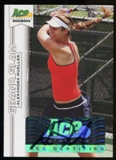 2013 Leaf Ace Authentic Grand Slam #BAAM2 Alexandra Mueller Autograph