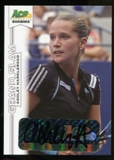 2013 Leaf Ace Authentic Grand Slam #BAAH1 Ashley Harkleroad Autograph