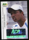 2013 Leaf Ace Authentic Grand Slam #BAMB2 Mahesh Bhupathi Autograph