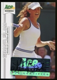 2013 Leaf Ace Authentic Grand Slam #BAMLB Michelle Larcher de Brito Autograph