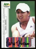 2013 Leaf Ace Authentic Grand Slam #BANU1 Neha Uberoi Autograph