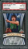 2009/10 Upper Deck SP Game Used #130 Ricky Rubio RC /399 PSA 10 Gem Mint