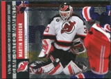 2006/07 Upper Deck Game Dated Moments #GD35 Martin Brodeur