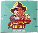 Indiana Jones Heritage Hobby Box (2008 Topps)