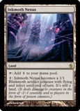 Magic the Gathering Mirrodin Besieged Single Inkmoth Nexus - MODERATE PLAY (MP)