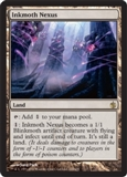 Magic the Gathering Mirrodin Besieged Single Inkmoth Nexus Foil