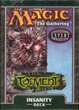 Magic the Gathering Torment Insanity Precon Theme Deck