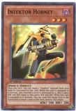 Yu-Gi-Oh Order of Chaos Single Inzektor Hornet Super Rare