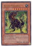 Yu-Gi-Oh Invasion of Chaos 1st Ed. Black Tyranno Ultra Rare (IOC-075)