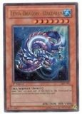 Yu-Gi-Oh Invasion of Chaos 1st Edition Levia-Dragon - Daedalus Ultra Rare (IOC-083)