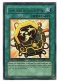 Yu-Gi-Oh Raging Battle Single Iron Core of Koa'ki Meiru Ultra Rare