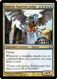 Magic the Gathering Return to Ravnica Single Isperia, Supreme Judge Foil