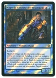 Magic the Gathering Innistrad Single Snapcaster Mage Portuguese FOIL - SLIGHT PLAY (SP)