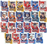 2013-14 ITG Decades 1990s Rookies Hockey Complete 23 Card Set