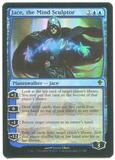 Magic the Gathering Worldwake Single Jace, the Mind Sculptor FOIL