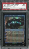 Magic the Gathering Worldwake Single Jace, the Mind Sculptor FOIL -  PSA Graded 9