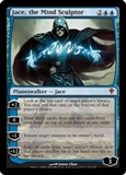 Magic the Gathering Worldwake Single Jace, the Mind Sculptor LIGHT PLAY (NM)