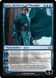 Magic the Gathering Return to Ravnica Single Jace, Architect of Thought Foil