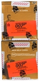 James Bond Archives Trading Cards Archives Box (Rittenhouse 2014)