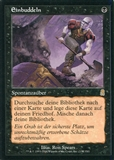Magic the Gathering Odyssey Single Entomb GERMAN - NEAR MINT (NM)