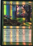 Magic the Gathering Morningtide Single Scapeshift JAPANESE FOIL - SLIGHT PLAY (SP)