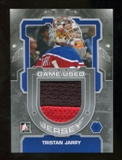 2012/13 In the Game Between The Pipes Jerseys Silver #M34 Tristan Jarry /140