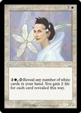 Magic the Gathering Urza's Destiny Single Jasmine Seer FOIL