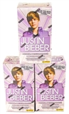 Justin Bieber Blaster 9-Pack Box (2010 Panini) (Lot of 20)