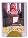 Warehouse 13 Season Four Premium Pack Jeri Ryan as Amanda Lattimer Relic Autographed Card