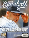 2014 Beckett Baseball Monthly Price Guide (#98 May) (Derek Jeter)