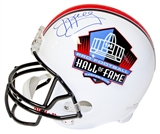 Jim Kelly Autographed Buffalo Bills Hall of Fame Full-Size Football Helmet