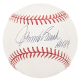 "Johnny Bench Autographed Cincinnati Reds Official MLB Baseball w/""HOF 89"" (Steiner)"