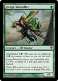 Magic the Gathering Worldwake Single Joraga Warcaller UNPLAYED (NM/MT)