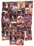 1999 Upper Deck Michael Jordan Tribute 30-Card Set  (Lot of 10)