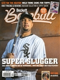 2014 Beckett Baseball Monthly Price Guide (#100 July) (Jose Abreu)