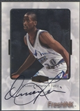 1999/00 Flair Showcase #15 Quincy Lewis Fresh Ink Auto