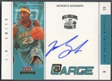 2004/05 Fleer Genuine #JS J.R. Smith At Large Gold Auto #03/40
