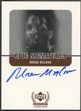 1999 Upper Deck Century Legends #MM Moses Malone Epic Signatures Auto