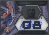 2008/09 Upper Deck SP Rookie Threads #85 Darrell Arthur Rookie Jersey Auto #158/599