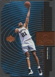 1998/99 Upper Deck #NW10 Tim Duncan Next Wave Bronze #0746/1500