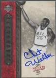 2006/07 Chronology #20 Chet Walker Auto