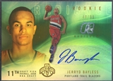 2008/09 Upper Deck Radiance #82RC Jerryd Bayless Rookie Auto #48/99