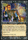 Magic the Gathering Promo Single Dark Confidant JUDGE FOIL - SLIGHT PLAY (SP)