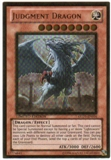 Yu-Gi-Oh Gold Series 3 Single Judgment Dragon (GLD3-EN016)