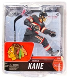 Chicago Blackhawks Patrick Kane NHL McFarlane Series 29 Black Jersey Figure /2500