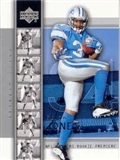 2004 Upper Deck Football KEVIN JONES - 10 Rookie Card Lot