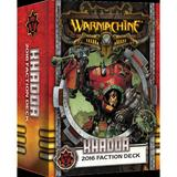 Warmachine: Khador Faction Deck Box (MKIII)