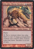 Magic the Gathering Champs of Kamigawa Single Kiki-Jiki, Mirror Break FOIL